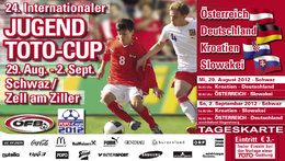 Jugend TOTO Cup